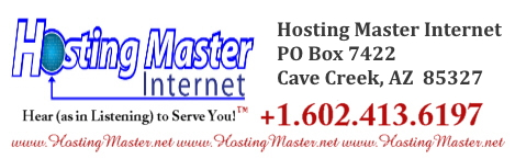 Hosting Master Internet